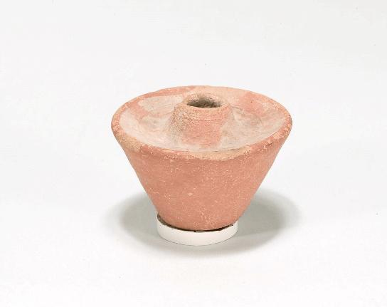 lâmpada egípcia de cerâmica sem marca